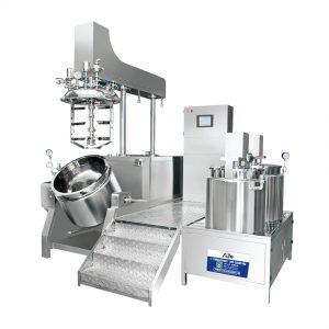 lotion mixing tank