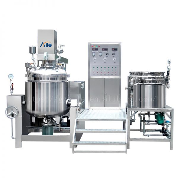 cosmetic making machine